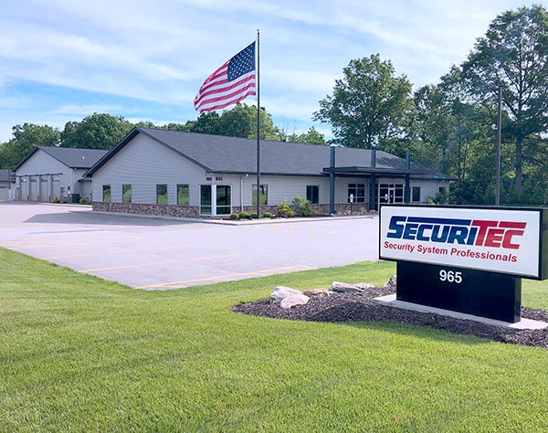 Securitec is a locally owned and operated security business in Medina, Ohio